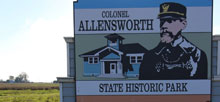 Colonel Allensworth State Park