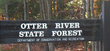 Otter River State Forest