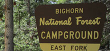 East Fork – Bighorn National Forest