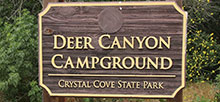 Crystal Cove State Park – Deer Canyon