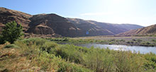 Cottonwood Canyon State Park