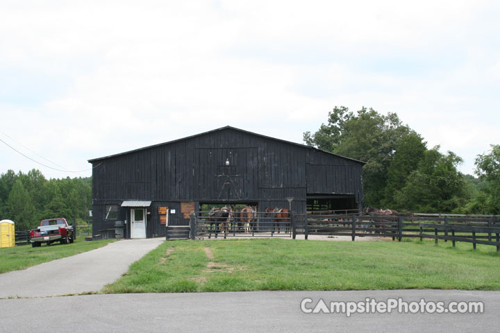 Barren River Lake State Park Stables