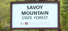 Savoy Mountain State Forest