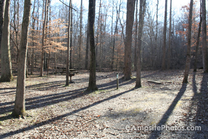 Natchez Trace Camp Two 038