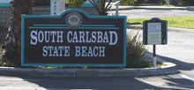 South Carlsbad State Beach