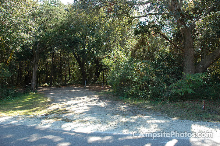 Huntington Beach State Park Campsite Photos Reservations Info