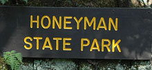 Jessie M Honeyman Memorial State Park