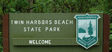 Twin Harbors State Park