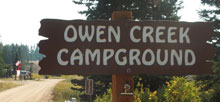 Owen Creek