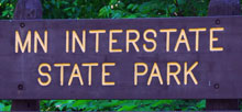 MN Interstate State Park