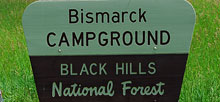 Bismarck Lake Black Hills National Forest