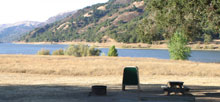 Coyote Lake Park Lakeview