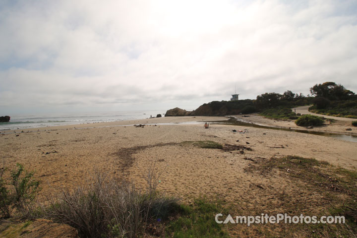 Leo Carrillo State Park View 3