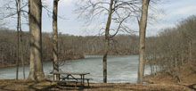Ramsey Lake State Recreation Area