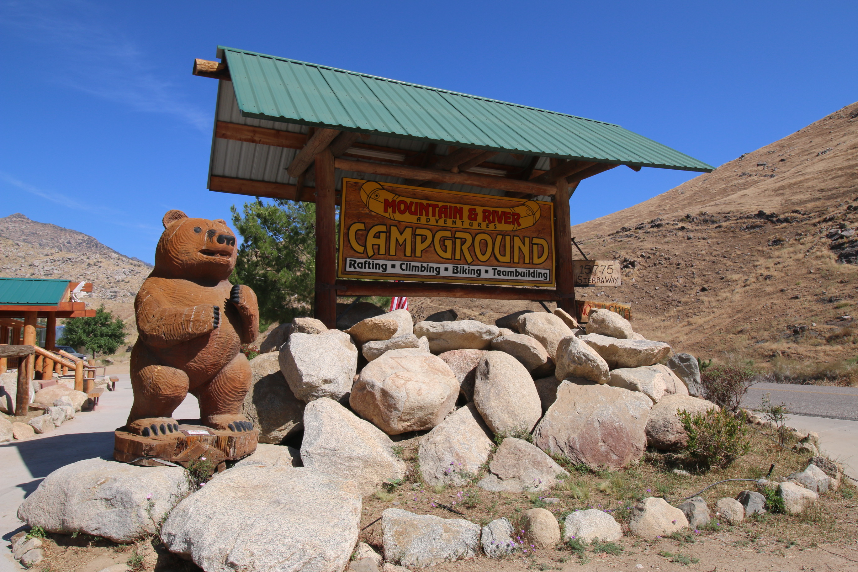 Mountain & River Adventures Campground